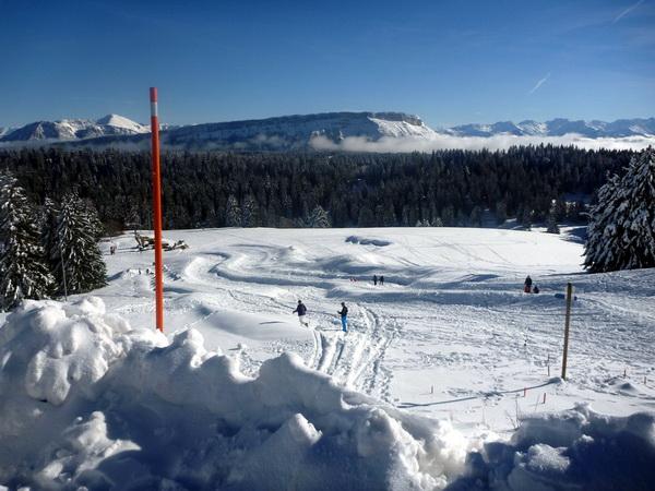 Réaménagement secteur Observatoire - Le Revard (Savoie Grand Revard)  16-11-13