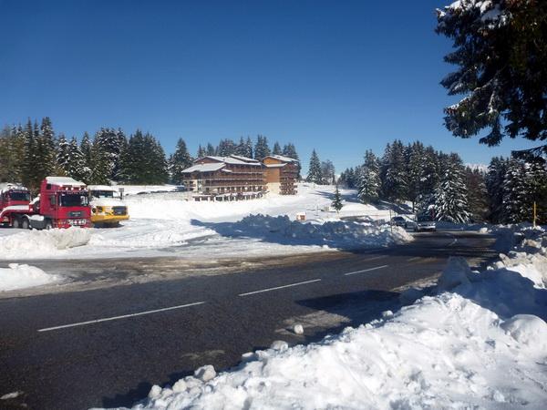 Réaménagement secteur Observatoire - Le Revard (Savoie Grand Revard)  16-11-14