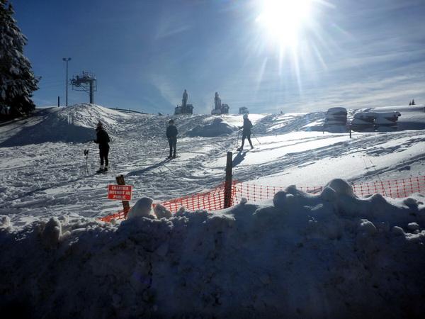 Réaménagement secteur Observatoire - Le Revard (Savoie Grand Revard)  16-11-15