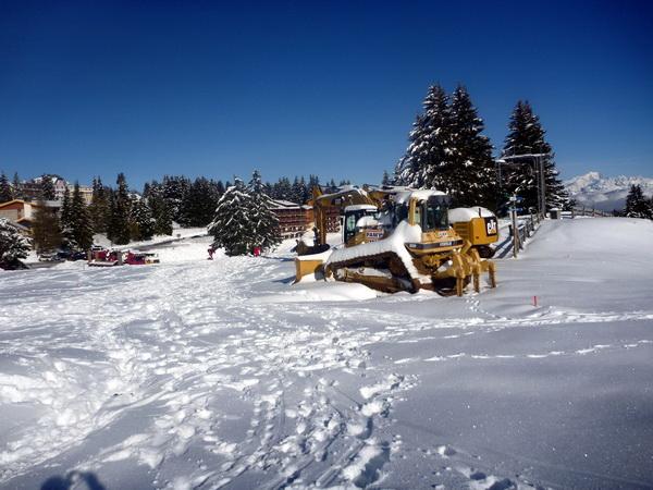 Réaménagement secteur Observatoire - Le Revard (Savoie Grand Revard)  16-11-16