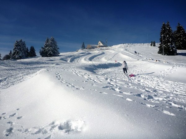Réaménagement secteur Observatoire - Le Revard (Savoie Grand Revard)  16-11-18