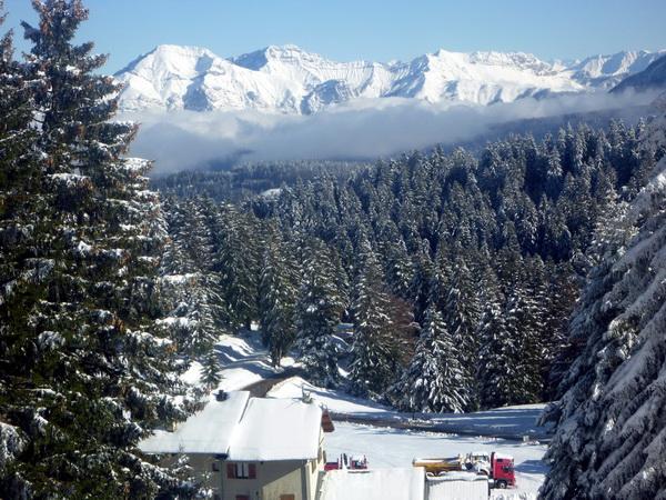 Réaménagement secteur Observatoire - Le Revard (Savoie Grand Revard)  16-11-19