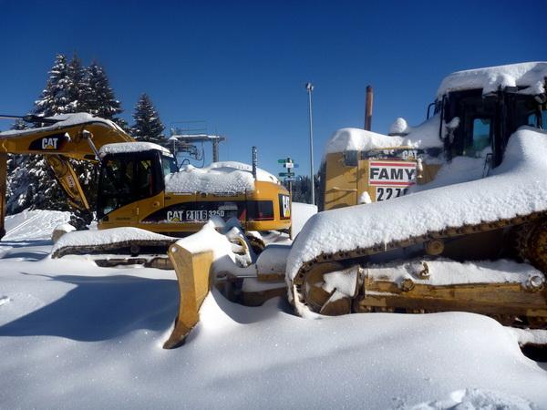 Réaménagement secteur Observatoire - Le Revard (Savoie Grand Revard)  16-11-20
