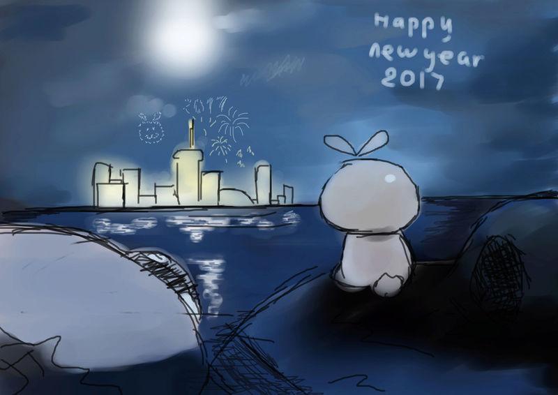 Happy new year  New_ca10