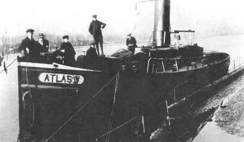 Remorqueurs Anna et Atlas V 1916 et 1917 Atlas_10