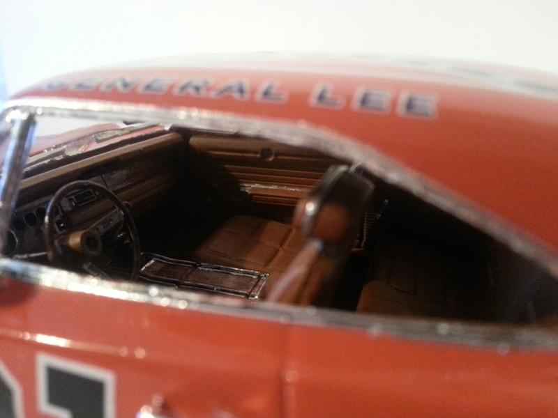 Dodge Charger 69 General Lee 20161116