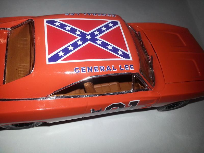 Dodge Charger 69 General Lee 20161118