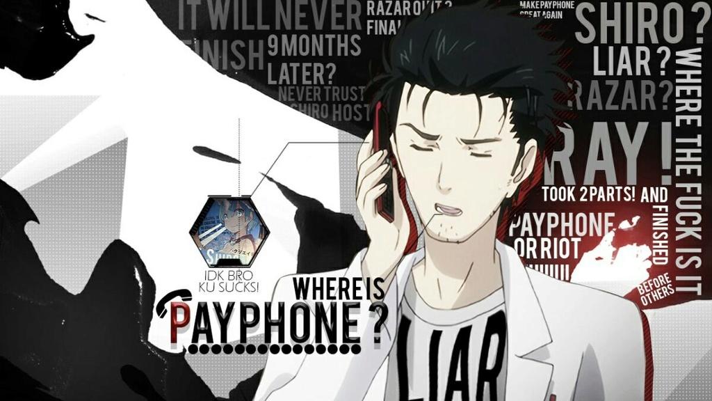 [Kureiji Unit] MEP - Payphone E64bad10