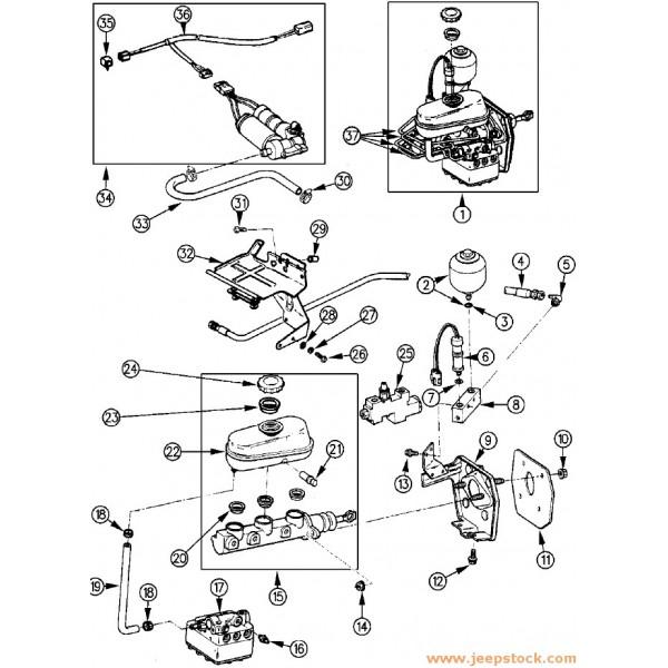 Frein ABS Kit-mo10
