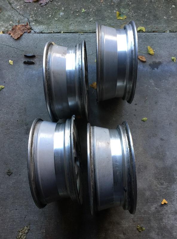 Jantes  Alu S4 16 pouces Jantes11