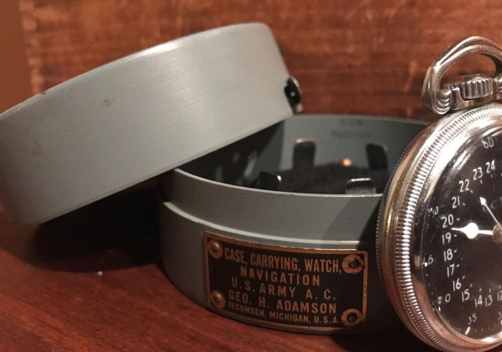 Hamilton : Les montres militaires G.T.C. en 24 heures chrono Gct_310