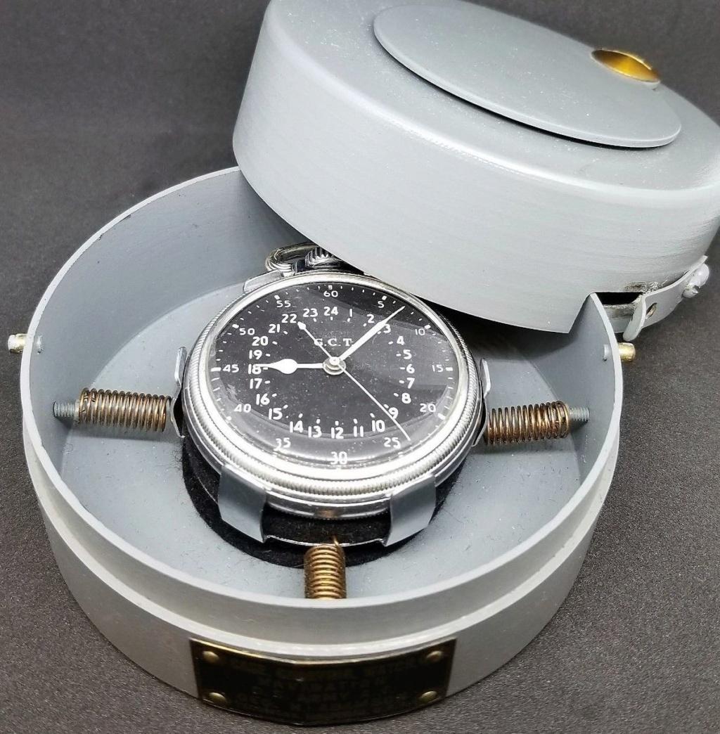 Hamilton : Les montres militaires G.T.C. en 24 heures chrono Hamilt10