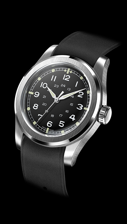 Serica watches Montre12