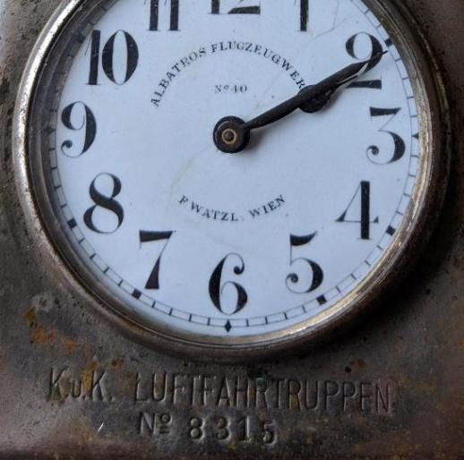 11 novembre 1918. Montres et horloges - Page 2 Wwi_y110