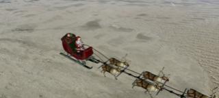 Babbo Natale in diretta sul sito della Nasa Babbon10