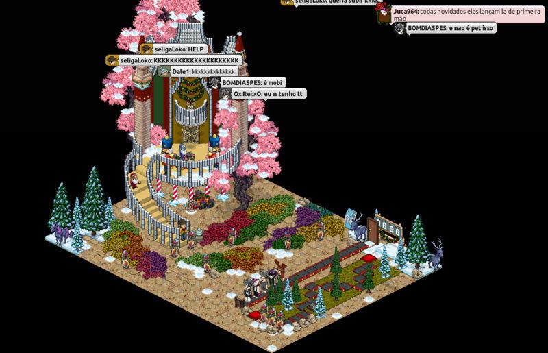 [ALL] Santa's Magical Castle | Game percorso rollers 17 Brasil10
