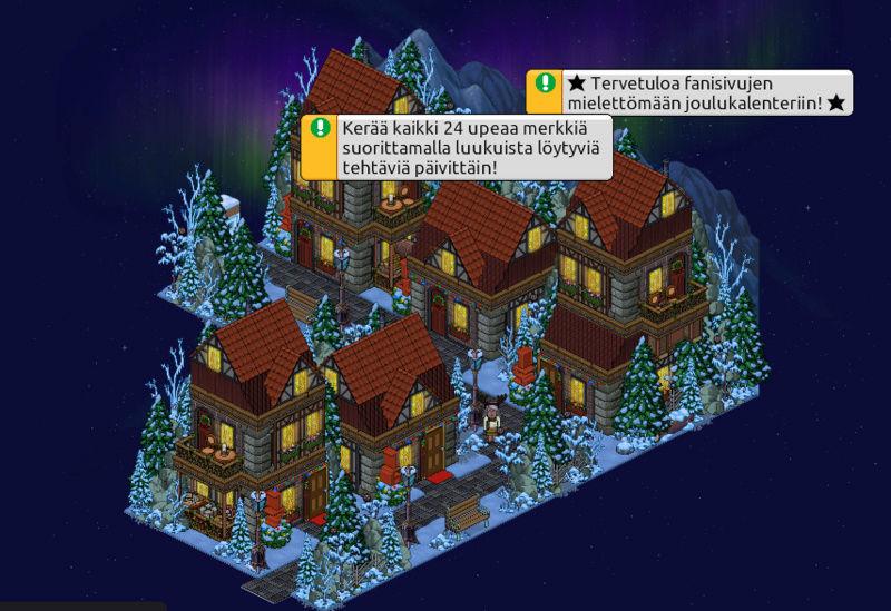 [ALL] Santa's Magical Castle | Game percorso rollers 17 Finn10