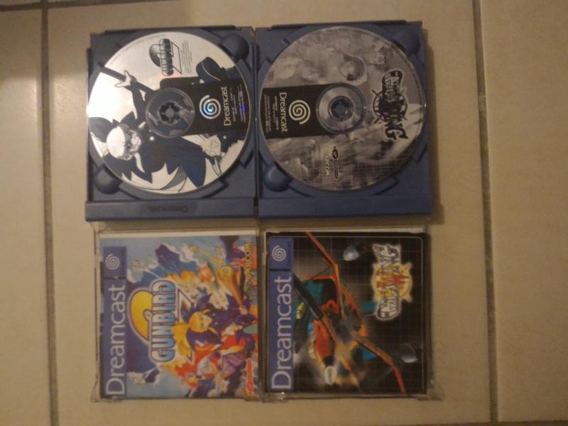 [ESTIM] Gunbird 2 et Gigawing sur Dreamcast Pal P_201611