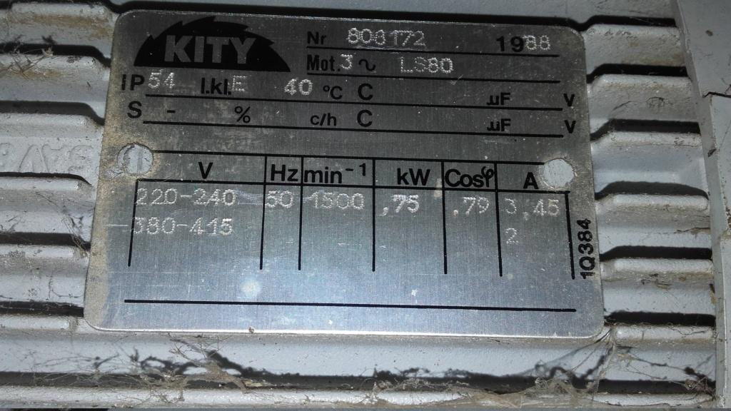 Variateur de fréquence  Plak10