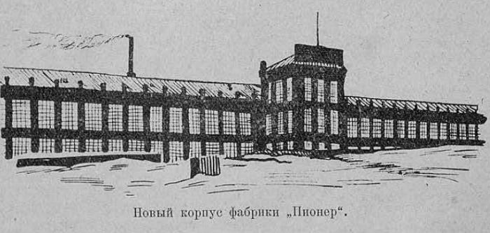 Petite histoire de la production horlogère à Vladimir 192710