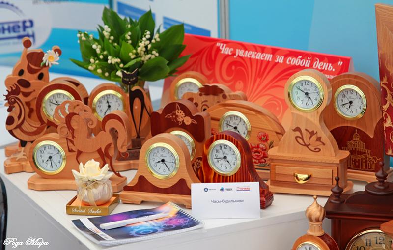 Petite histoire de la production horlogère à Vladimir 201610