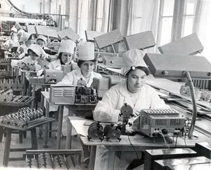Petite histoire de la production horlogère à Vladimir 5010