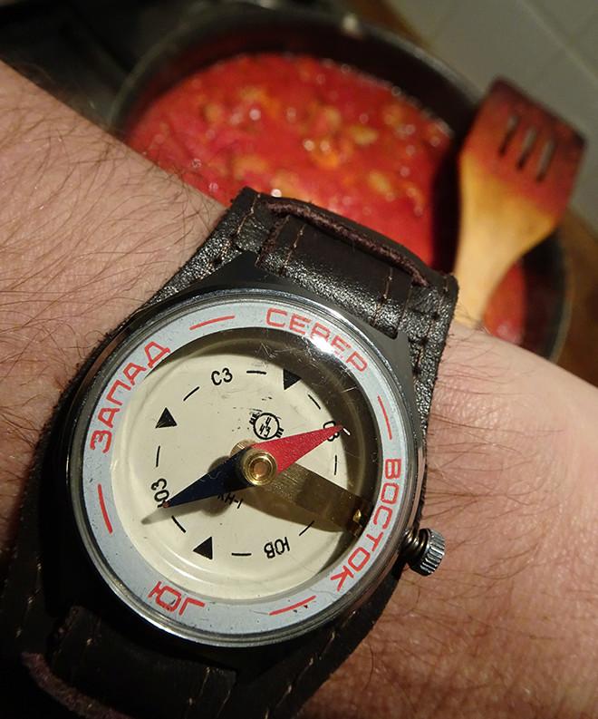 Une boussole de la fabrique de montres de Tchistopol Bousso10