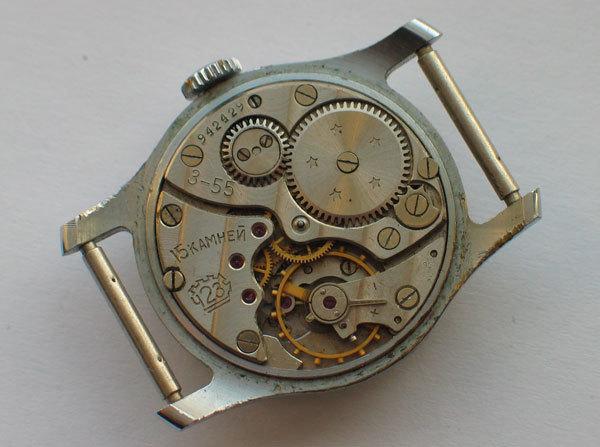 Petite histoire de la production horlogère à Vladimir Pobeda11