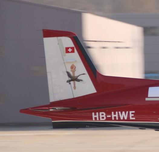 La base aérienne de Sion sera en alerte pour le WEF 2017 Sans_t10