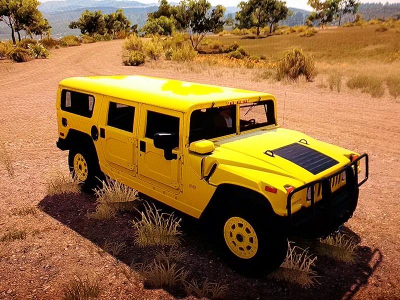 Hummer H1 modifié Hummer10