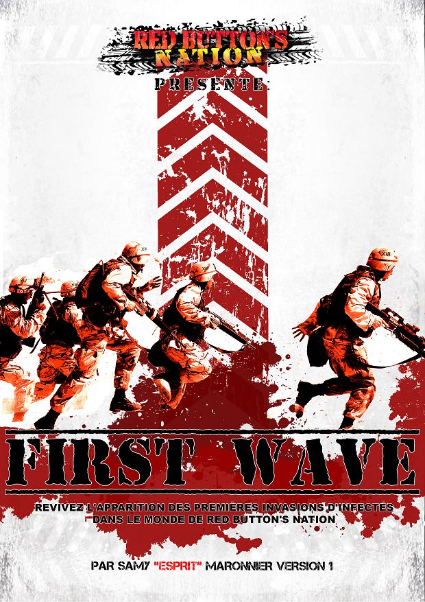 First Wave!! Couv10