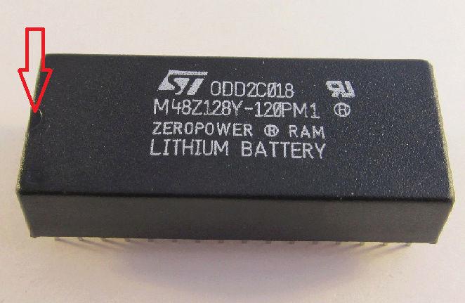 Utilisation d'un programmateur EPROM Chip10
