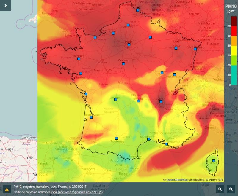 Interdiction des voitures d'avant 1997 et fermeture des voies sur berge dans Paris  - Page 12 Pollut10