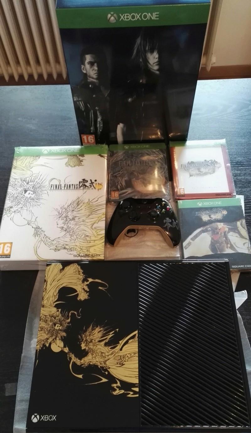 Collec de Shin (FF, KH et quelques souvenirs...) Img_2030