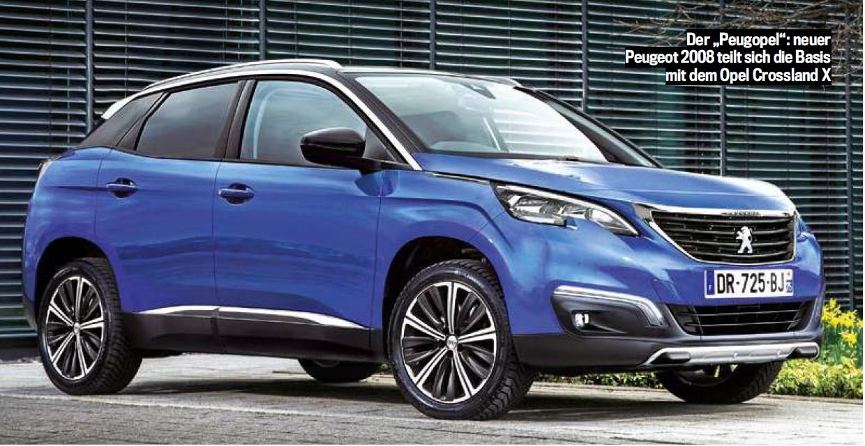 2019 - [Peugeot] 2008 II [P24] 200810