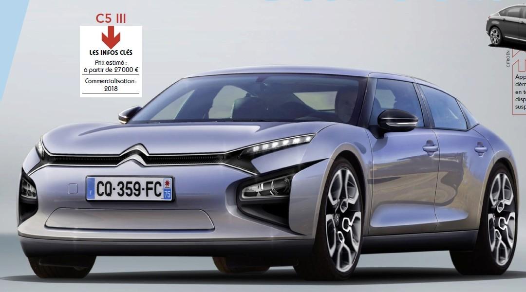 2021 - [Citroën] C5 III  [E43] - Page 4 C511