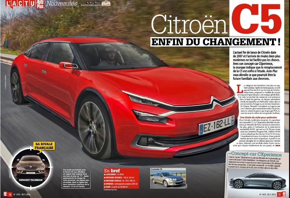 2021 - [Citroën] C5 III  [E43] - Page 4 C5_10