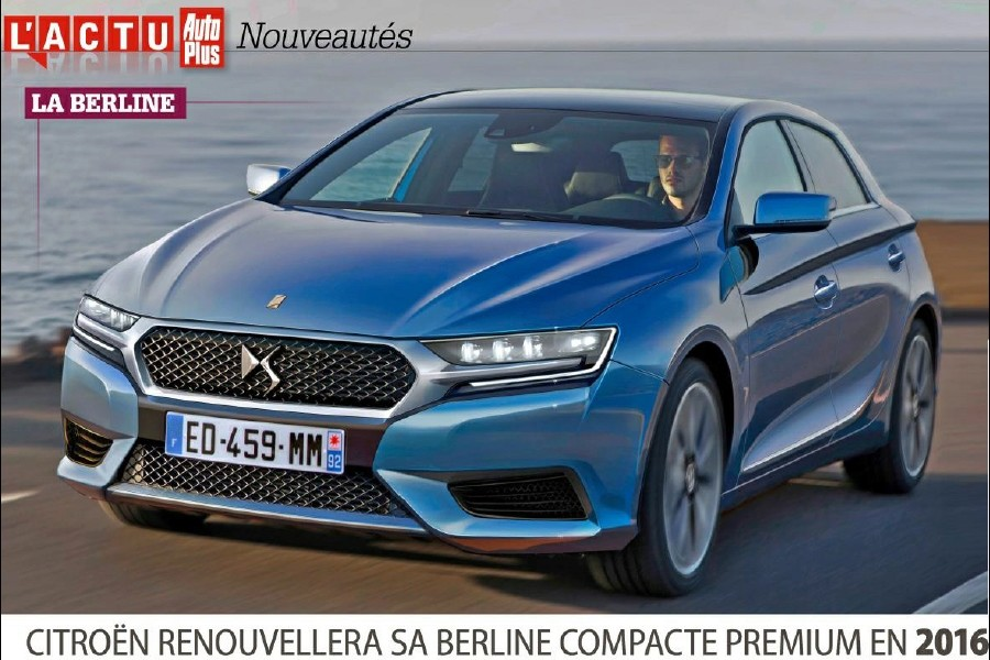 2020 - [DS Automobiles] DS 4 II [D41] Ds410