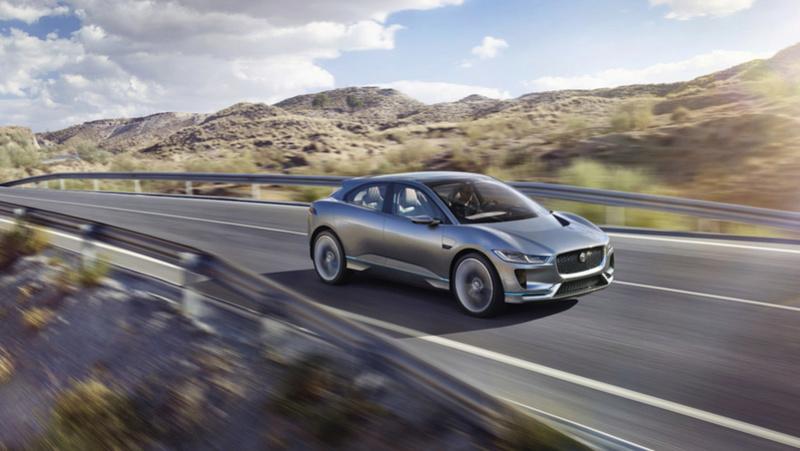 2016 - [Jaguar] I Pace concept Jaguar10