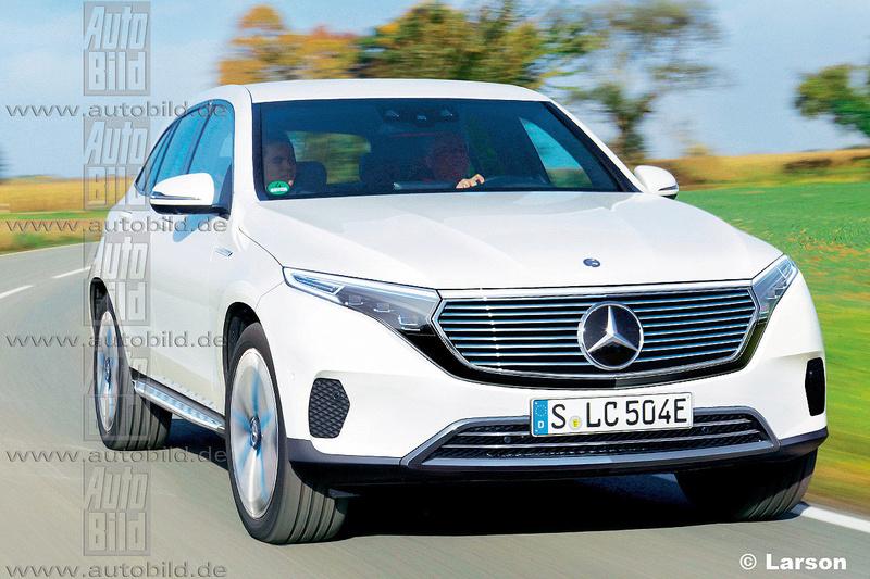 2019 - [Mercedes-Benz] EQ C Merced10