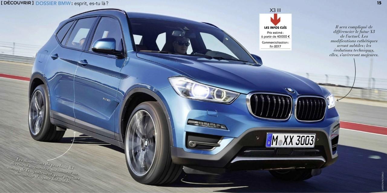 2016 - [BMW] X3 [G01] - Page 6 X311
