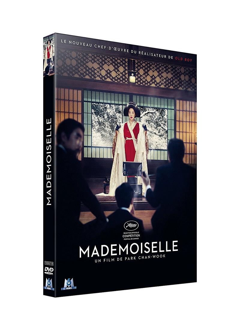Mademoiselle dvd &  Blu-ray  Édition spéciale Version Cinéma + Version Longue  81gvig10