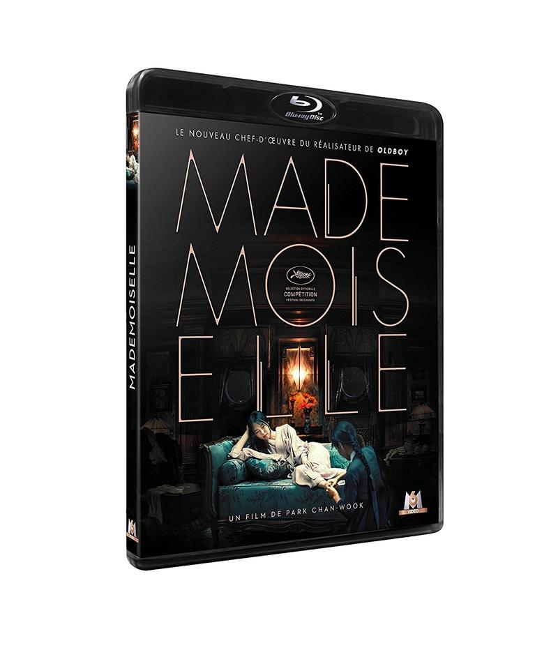 Mademoiselle dvd &  Blu-ray  Édition spéciale Version Cinéma + Version Longue  81ufyq10