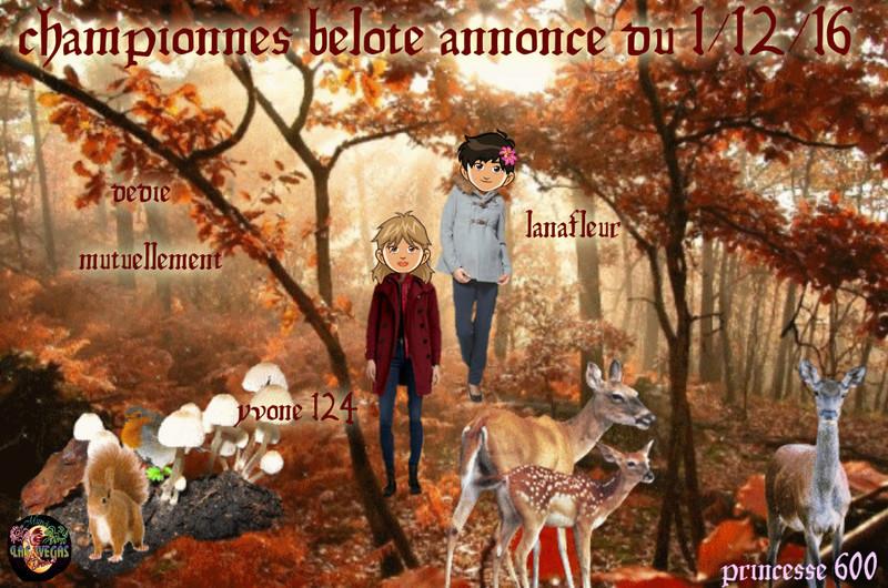 TOURNOI BELOTE ANNONCE DU 01/12/2016 SPECIAL PARIS Yvone110