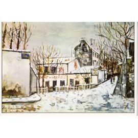 Le Paris des artistes début du XX° siècle - Page 3 Mauric10