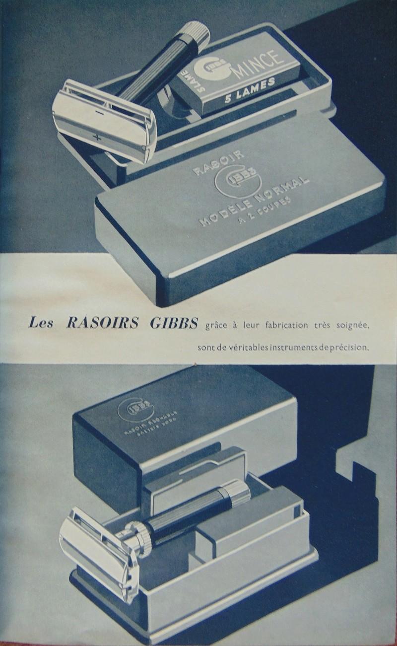 Lames de rasoir GIBBS et produits de la marque - Page 2 Dsc05112