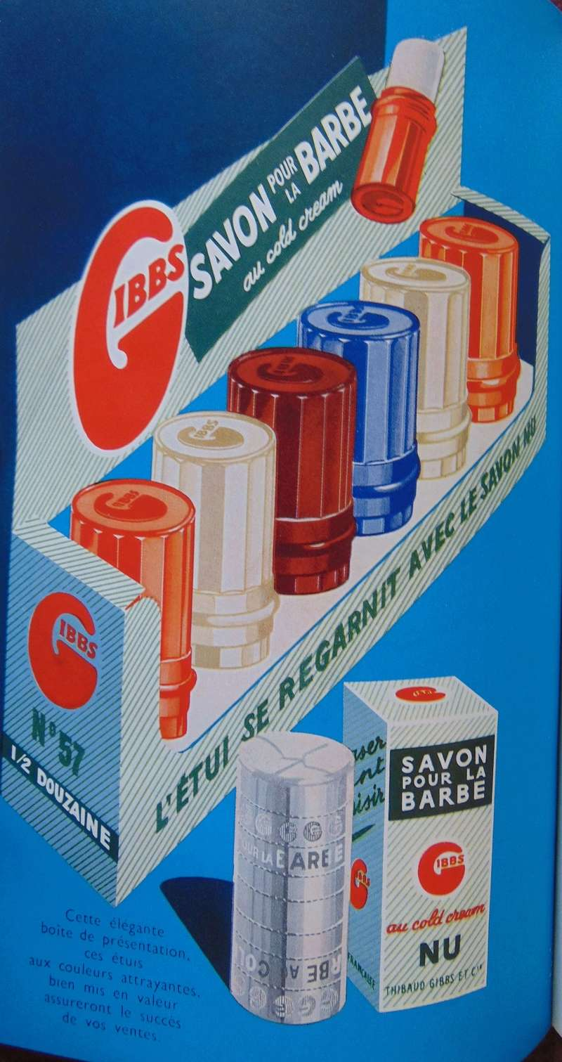 Lames de rasoir GIBBS et produits de la marque - Page 2 Dsc05113