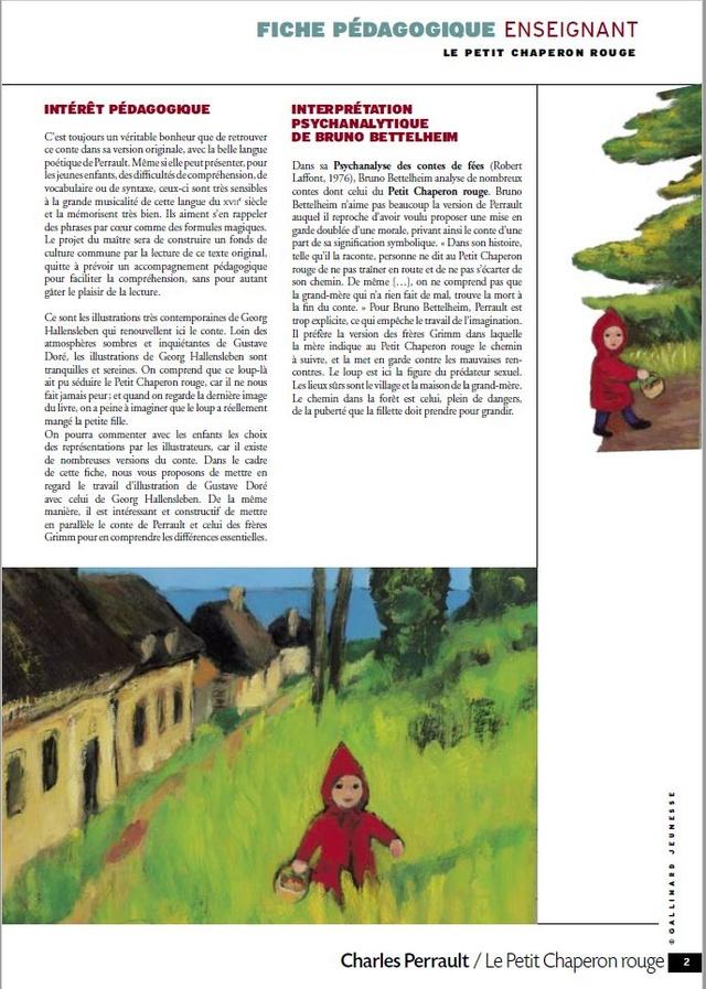 La véritable histoire du Petit Chaperon Rouge en images P_ch_r14