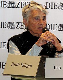 Ruth Klüger Ruth_k10