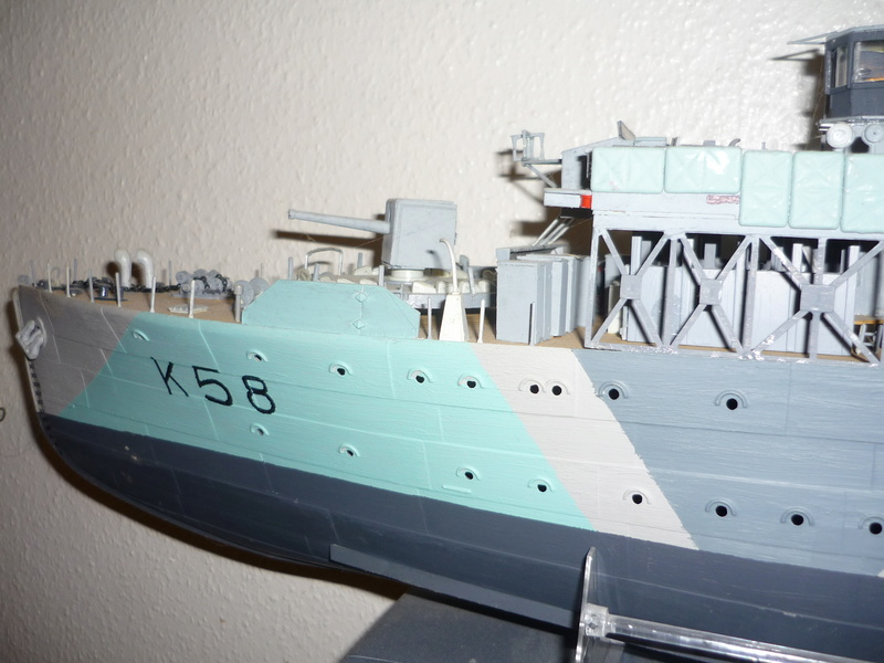 - Corvette Flower Class H.M.S. Bluebell - 1/72e - Page 3 P1000616